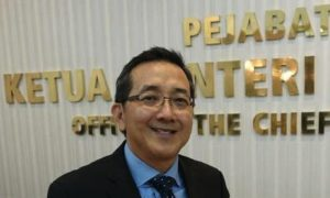 Sim Kheng Boon, CEO, DBOS