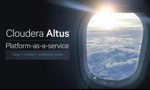 Cloudera Altus