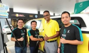 Petronas Station 02