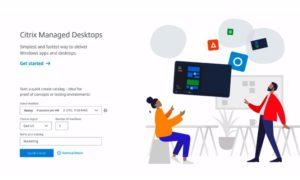 Citrix Managed Desktops