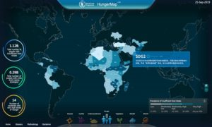 Hunger Map LIVE