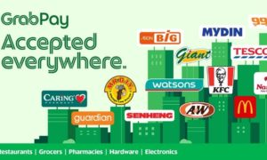 Pay with GrabPay